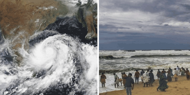 """5 things to know about cyclonic storm """"Fani"""" 1"""