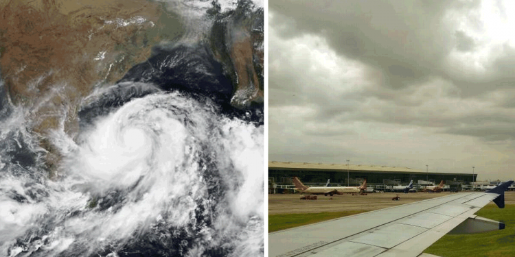 """Fearing """"Fani"""", all flights to and from Kolkata cancelled 1"""