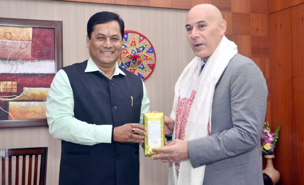 Assam CM meets Israeli Ambassador to India to improve bilateral relations 3
