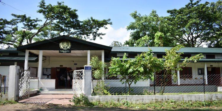 Department of Communication and Journalism, Gauhati University