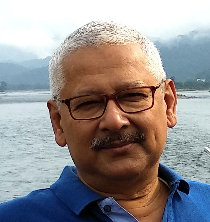 Dhruba Jyoti Borgohain