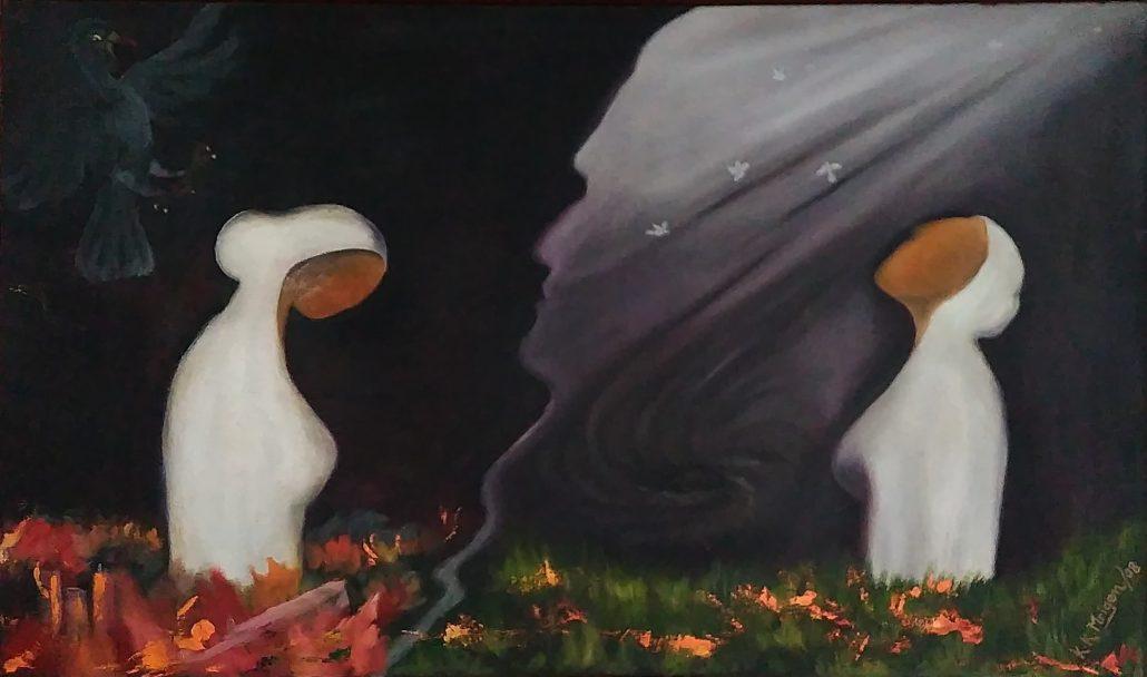PROFILE| Mrigen Kalita: An accidental artist 4