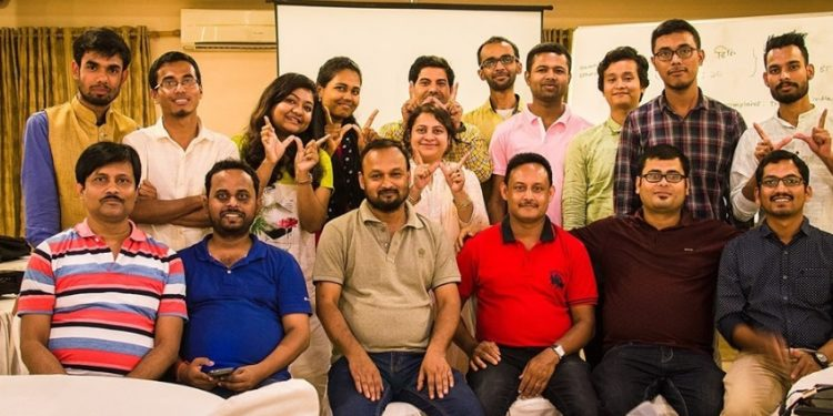 The participants and experts in the workshop. Image credit: Special arrangement