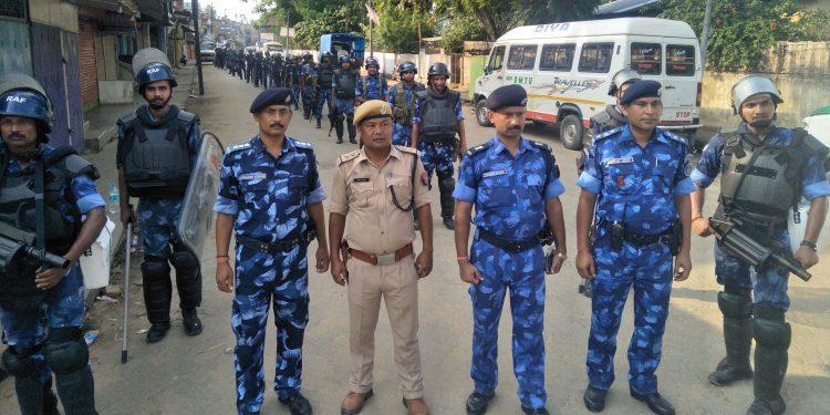 Hailakandi security