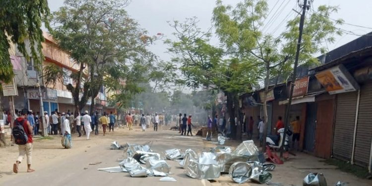 Hailakandi communal clash