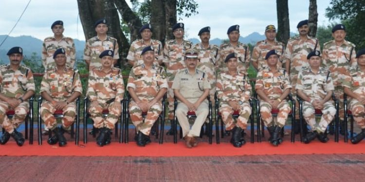 The ITBP meet also discussed the modalities of upgrading the infrastructure in the border.