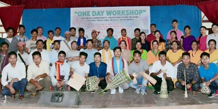 Workshop at Haflong