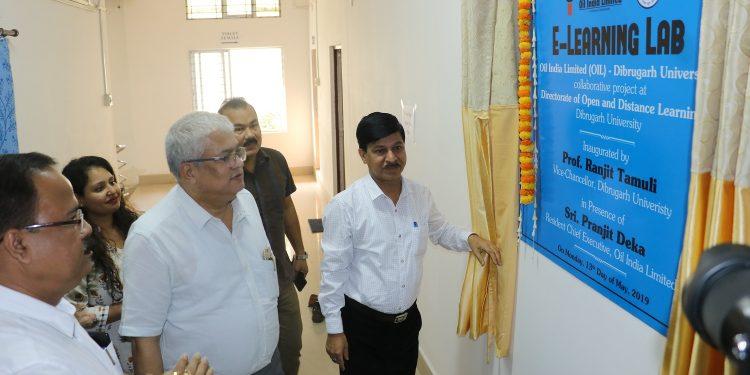 Inauguration of E Learning 2