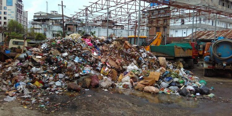 Manipur waste