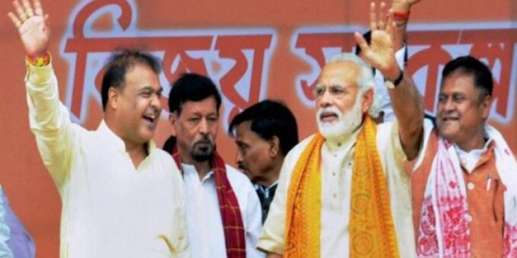 Modi and Himanta