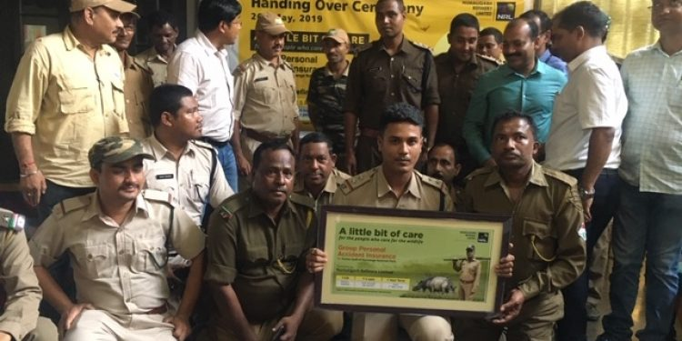 NRL has adopted a definitive step to secure the future of the courageous forest staff manning Kaziranga National Park