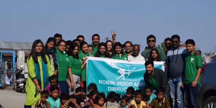 Robinhood Army