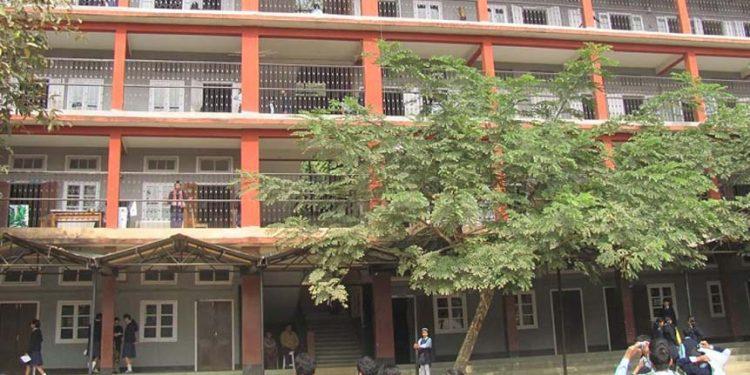 Shrimanta Shankar Academy