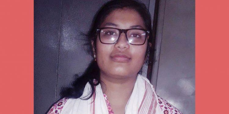Sibani Nath 10th in Arts