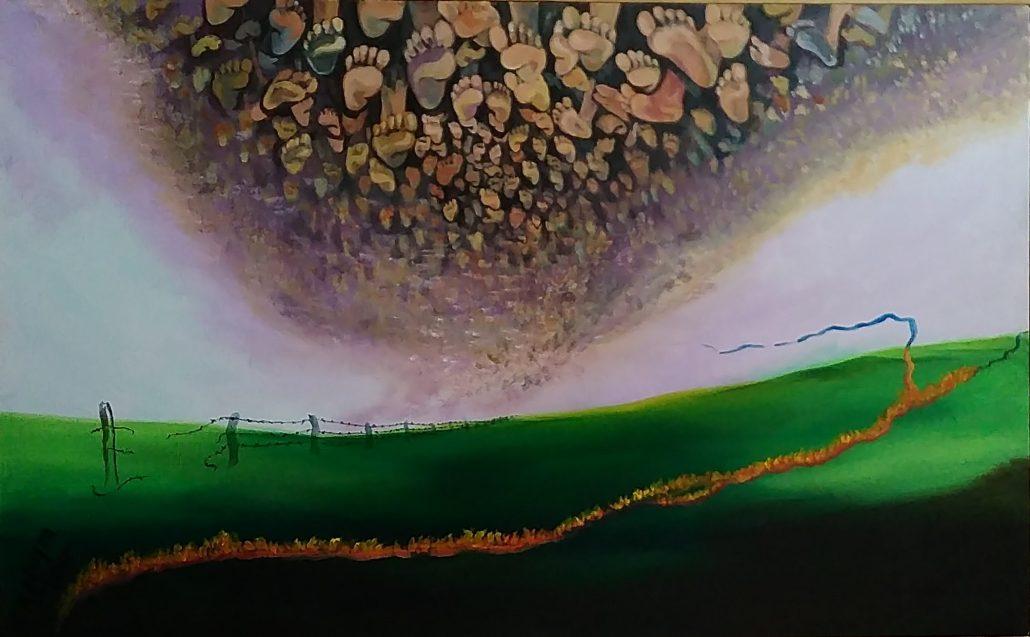 PROFILE| Mrigen Kalita: An accidental artist 5