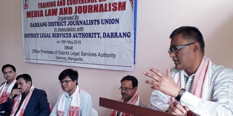 Training on media laws