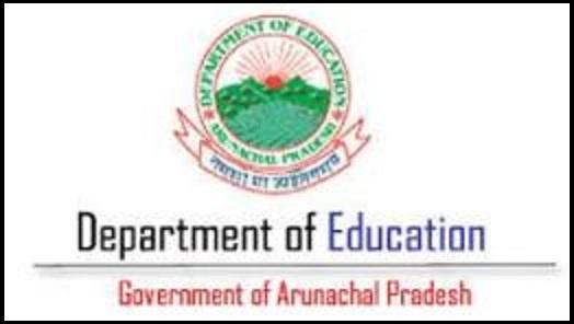 arunachal education department