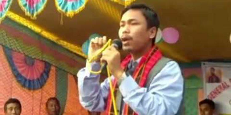 IPFT MLA Dhananjoy Tripura