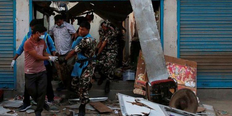 kathmandu blast