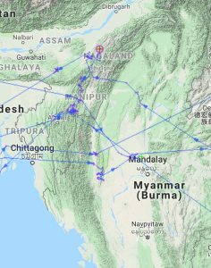 longleng route
