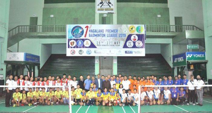 nagaland premier badminton league