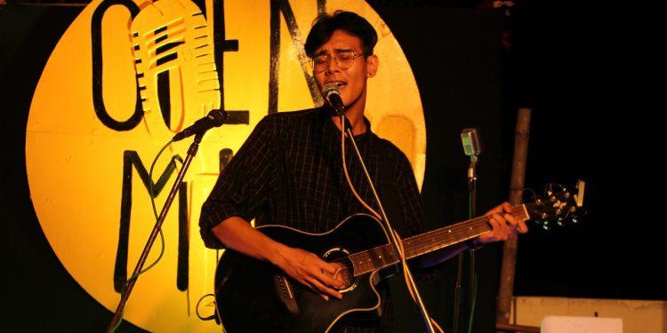 open mic agartala