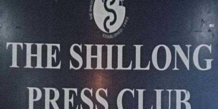 shillong press club