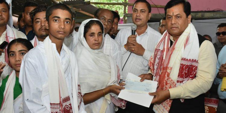 sonowal martyr