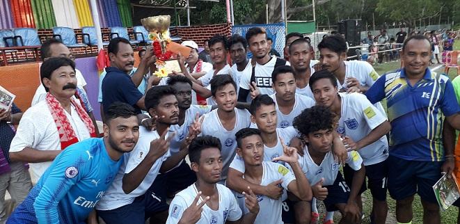 Dibrugarh winners