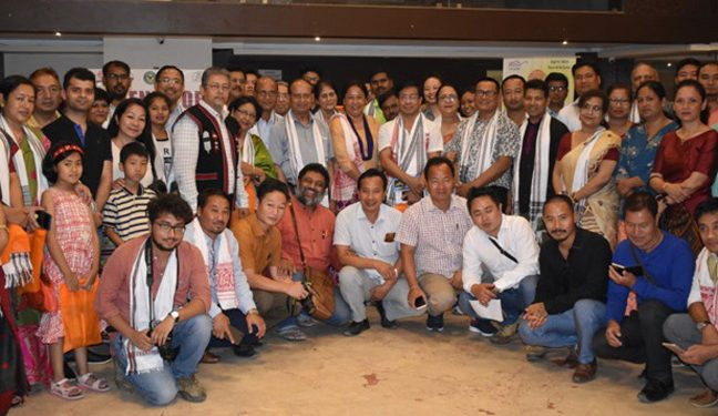 Friends of Arunachal campaign launched at Assam's Dibrugarh 1