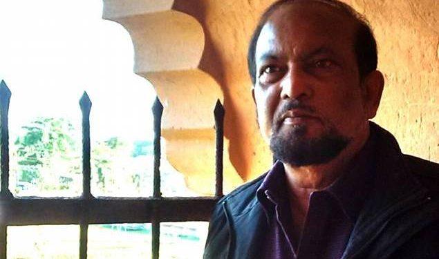 Celebrated painter Aminul Haque