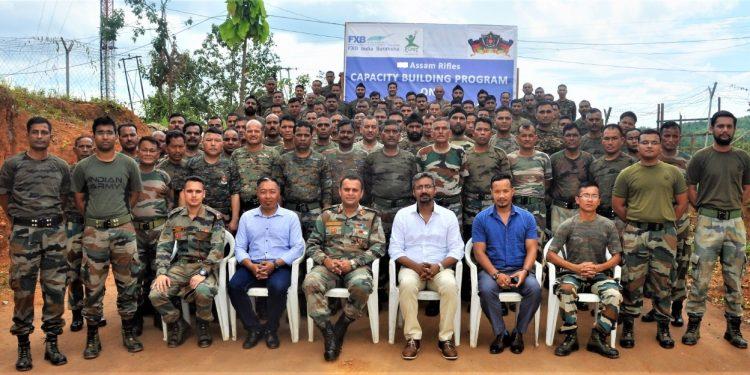 Assam Rifles holds workshop on Anti Human Trafficking