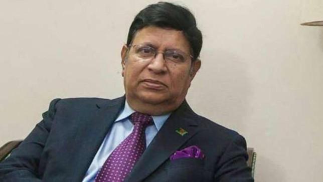 Bangladesh foreign minister A K Abdul Momen