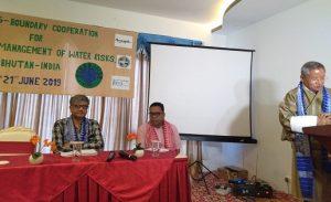 Consultation on Bhutan-India waters