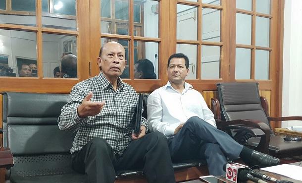 Bindo M. Lanong