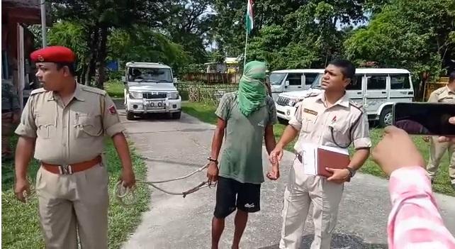Prime accused Sarbananda Barman