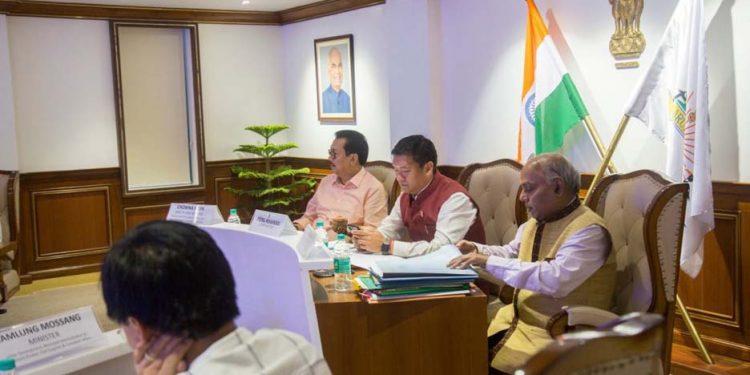 Arunachal Cabinet
