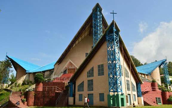 Church in Kohima