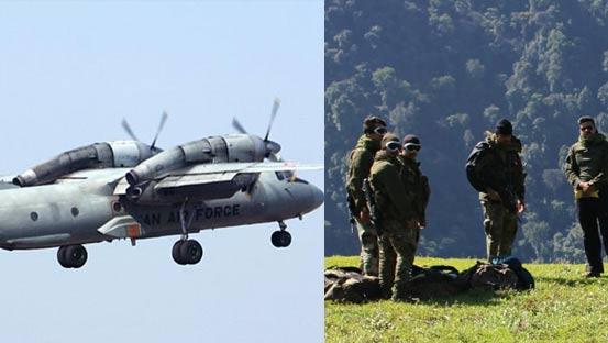 IAF AN 32 Crash: Mountaineers inducted near crash site, failed to proceed due to weather 1