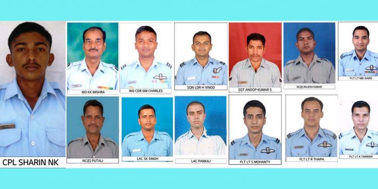 Air-warriors