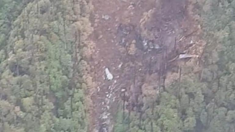 IAF starts search for possible survivors of AN-32 crash - LIVE UPDATE 1
