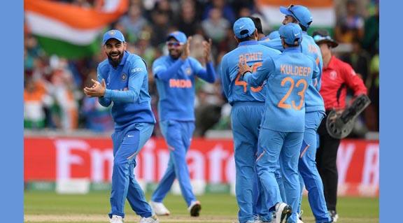 India win against Pak