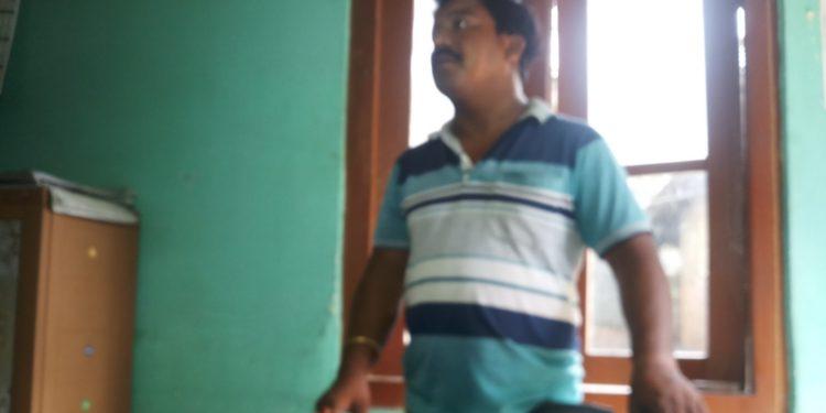 Suspected MULTA  cadre Abed Ali