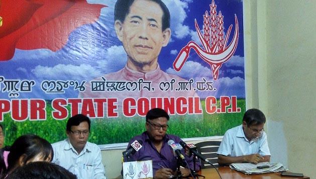 Manipur CPI Sotinkumar