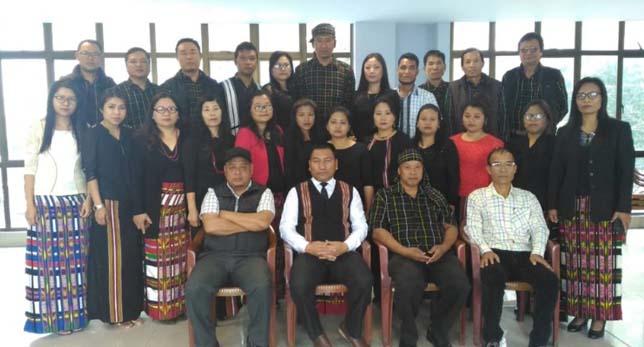 Mizoram govt employees