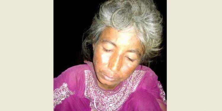 41-year-old Rupali Bailung