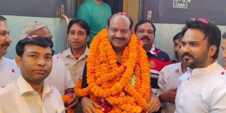 BJP has planned to appoint MP Om Birla as the Speaker of the 17th Lok Sabha.