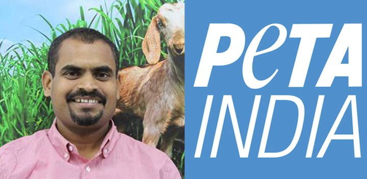 Peta India CEO Manilal Vallyiate