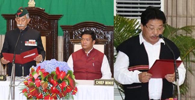 Pro-tem speaker of Arunachal