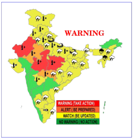 Heavy to very heavy rainfall in next 24 hours in Northeast likely 1